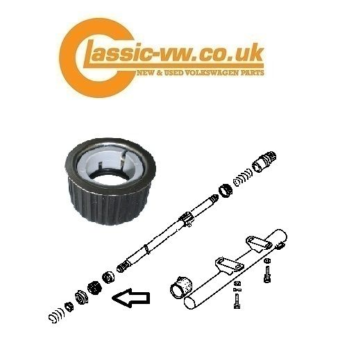 Steering Column Lower Bearing 171419517B Mk1 / 2 Golf, Caddy, Jetta,  Scirocco, Corrado